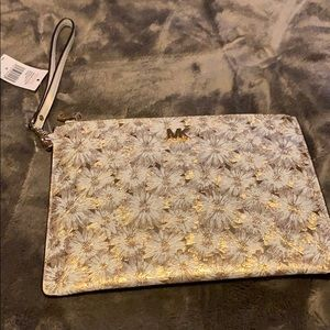 Michael Kors medium pouch/ wristlet